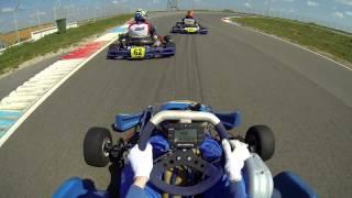 Тренировка KZ2 onboard Parilla Shifter/GP 10