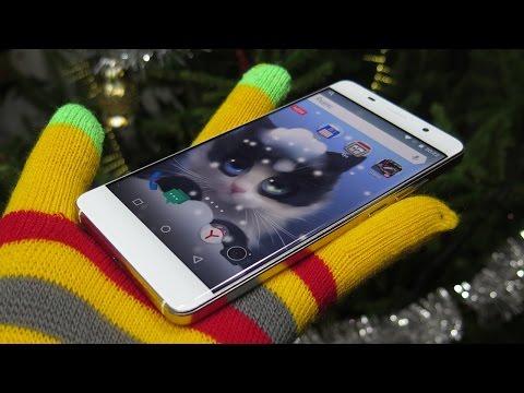 Обзор Vertex Impress In Touch 4G бюджетного безрамочного смартфона