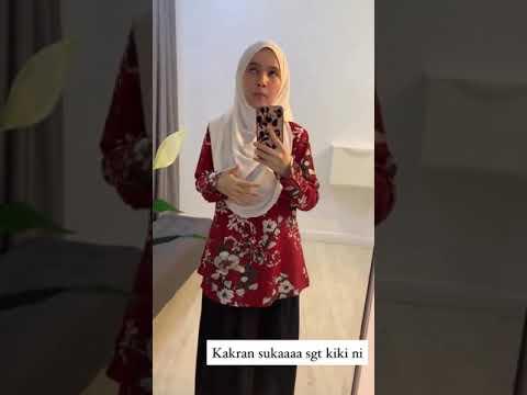 Review kiki blouse