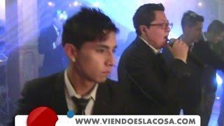 VIDEO: MEGAMIX CLÁSICOS CUMBIA BOLIVIANA - ANÓNIMO (Alex Rivas) EN VIVO