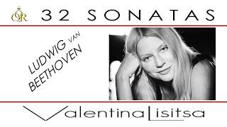 Beethoven Sonata No. 5 c minor Op. 10 No. 1  Valentina Lisitsa