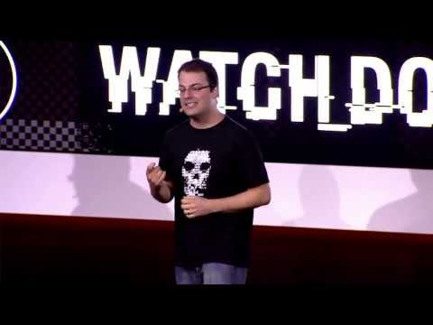 Watch Dogs - Conference, Gameplay and Interview [HD]