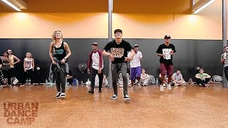 """Till I Die"" by Chris Brown :: Ian Eastwood ft. Chachi Gonzales & Quick Crew (Dance Choreography)"