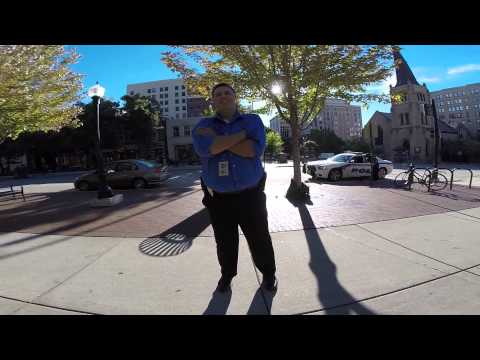 Madison, WI AK-47 Open Carry Leo Interaction P. 2
