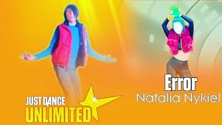 Error - Just Dance 2018 (Unlimited) - Megastar Gameplay Wii U - (With Me)