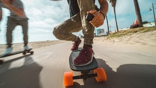 BOOSTED BOARD MINI IS EPIC!