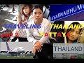 Travel vlog to Pattaya Thailand 2015 part 2