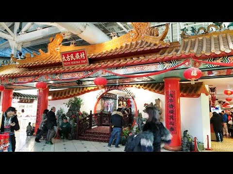 PACIFIC Mall Chinese Shopping Centre in Markham - The Best C
