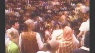 Prabhupada England 1974 2 Of 2 Rare Color Film