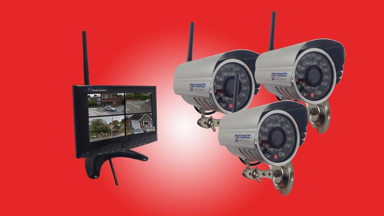 Awesome Home Security Wireless Cctv Camera Sureveillance