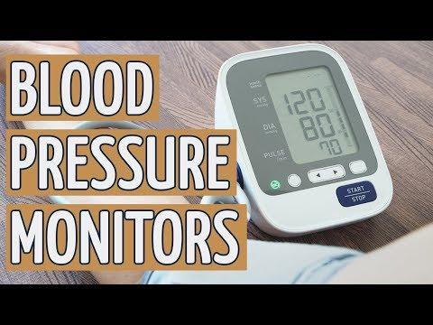 Best Blood Pressure Monitors of 2017