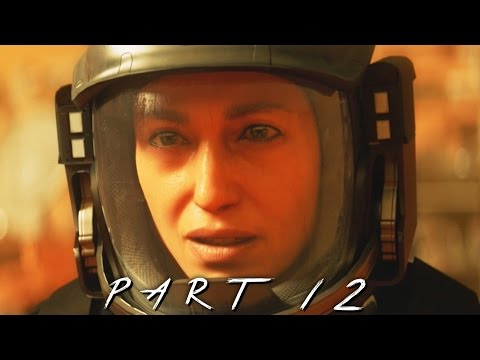 Call of Duty Infinite Warfare Walkthrough Gameplay Part 12 - Regroup - Campaign Mission 12 (COD IW)