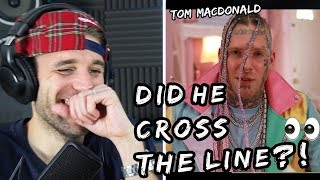 Rapper Reacts to Tom MacDonald Buttholes!! | FIRST EVER LISTEN (MUSIC VIDEO)