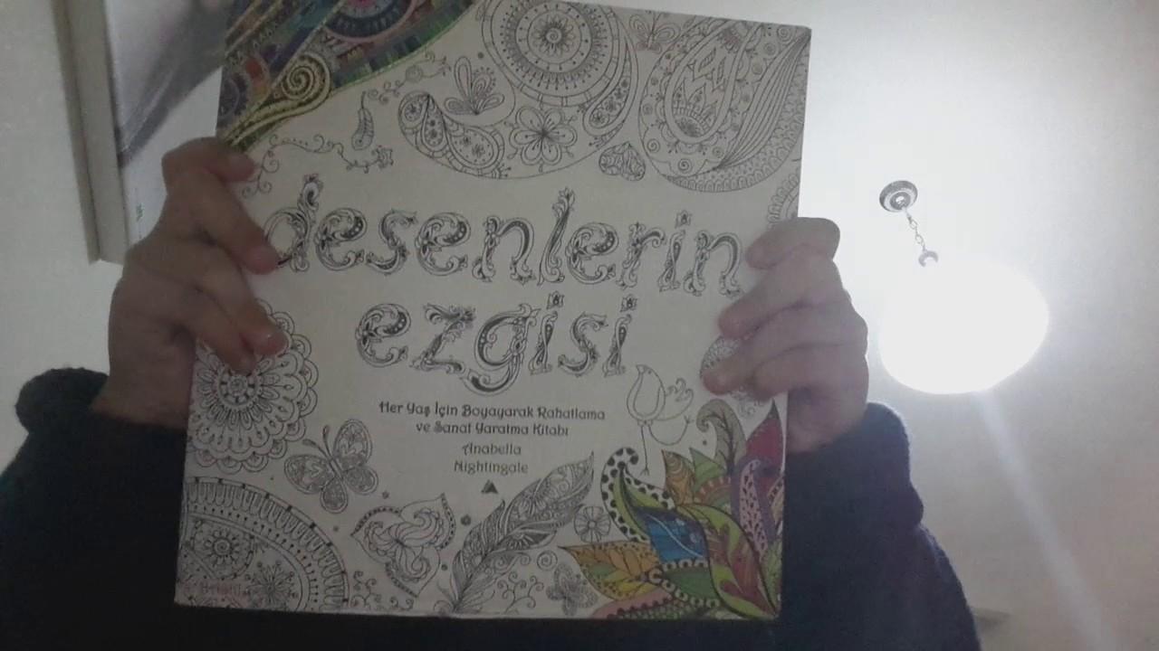 Desenlerin Ezgisi Kitabımı Tanıtım Youtube