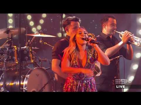 Jessica Mauboy - Live at the 2017 Logie Awards