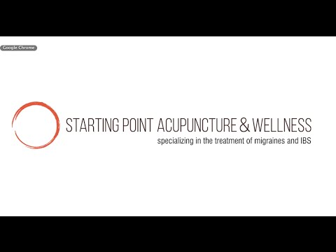 Welcome to Starting Point Acupuncture and Wellness!