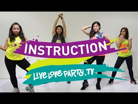 Instruction [Desktop View] | Zumba® | Live Love Party | Dance Fitness