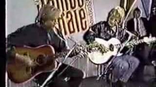 The Moody Blues perform It's So Easy/Justin Hayward and John Lodge ...