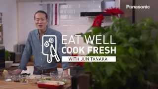Eat Well, Cook Fresh With Jun Tanaka - Lemon Marinated Baby Chicken And Chicory Salad