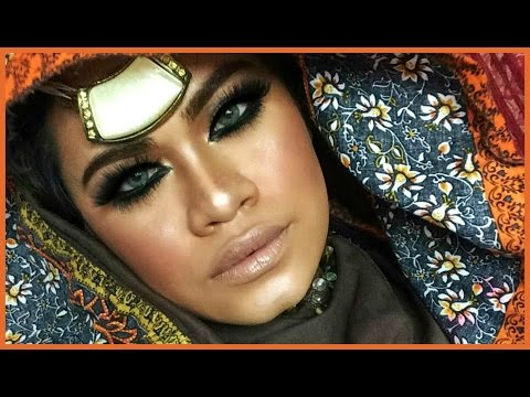 Dramatic Arab Style Eye ▷ Makeup