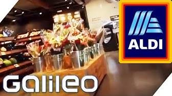 Aldi eröffnet Luxus-Filialen | Galileo Lunch Break