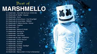 Best Of Marshmello 2019 - Marshmello Greatest Hits 2019 - Top 20 Of Marshmello