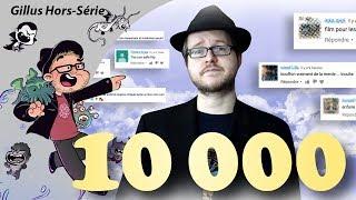 10 000 ABONNÉS ! + rions des insultes