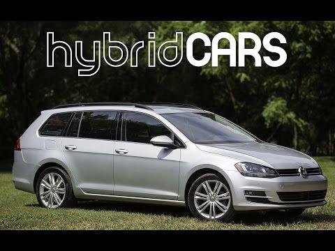 2015 Volkswagen Golf Sportwagen TDI Review – HybridCars.com Review