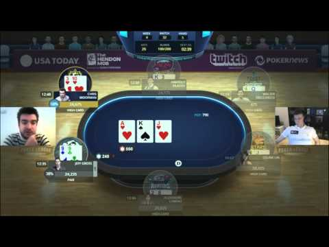 Replay: GPL Week 4 - Eurasia Conf. 6-max - Match 2 - W4M32