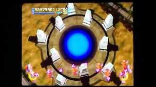 Radiant Silvergun - Sega Saturn scart gameplay test