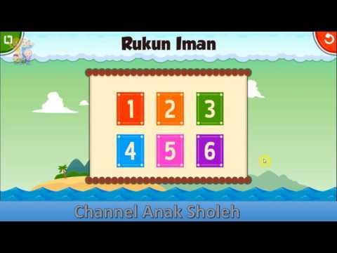 Rukun Iman - Channel Anak Sholeh