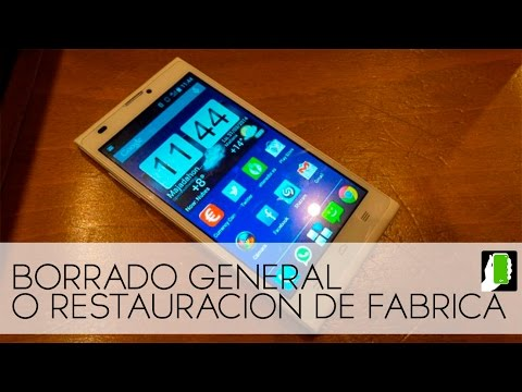 ZTE BLADE L2 Borrado General O Restauracion De Fabrica HD