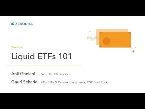 Liquid ETFs 101