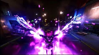 inFamous Second Son. Radiant Sweep - Neon Karma Bomb PS4 (HD)