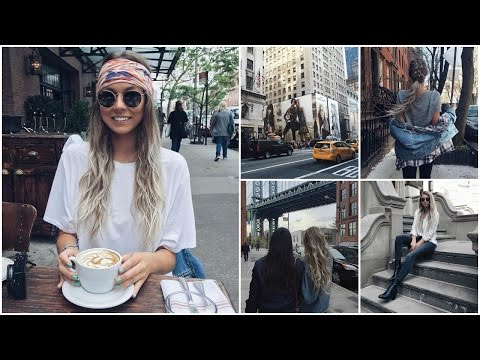 NEW YORK CITY // Road Trip 2016