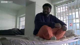 Maximum Security Jail Cell - Louis Theroux: Miami Mega Jail - BBC Two