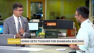Shankara منتجات البناء تتوقع المزيد من الألم #BQ