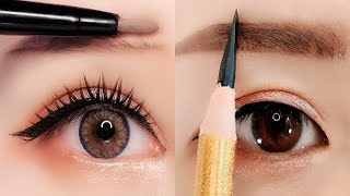 Beautiful Eye Makeup Tutorial Compilation ♥ 2019 ♥ #325