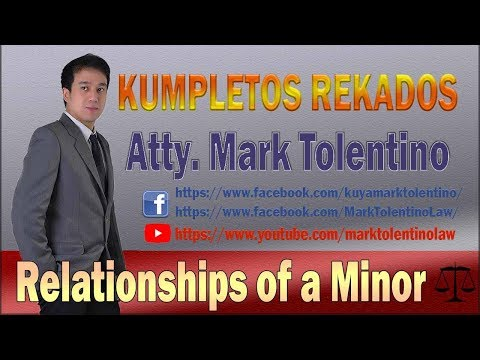 KR: Relationships of a Minor