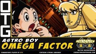 ● Astro Boy: Omega Factor (GBA) - Retrospecs