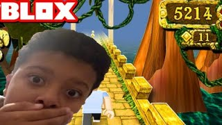 🔴Temple Run [2019] | Temple Run Obby in Roblox