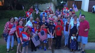 Great Flag Caper 2017 North Texas Giving Day