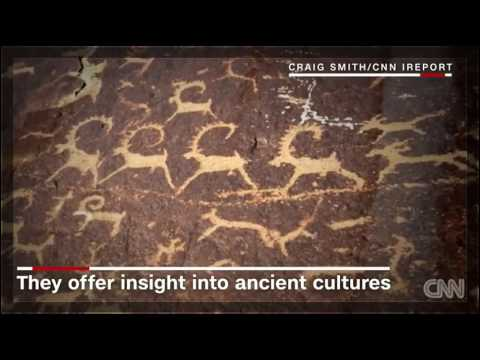 Ancient petroglyphs unearthed on Hawaiian coast
