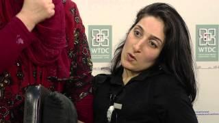 Repeat youtube video WTDC-14 INTERVIEWS: Lobna Smida, Administrator, Presidential Palace, Tunisian Republic