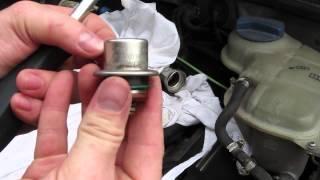 Замена регулятора давления топлива AUDI A6 C5 2.8 ALG(, 2015-09-04T20:01:48.000Z)