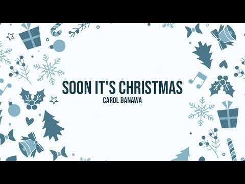 Carol Banawa - Soon It's Christmas (Audio) 🎵 | Ngayong Pasko