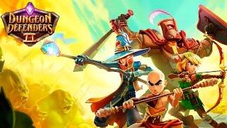 Dungeon Defenders 2 - Разгоняем