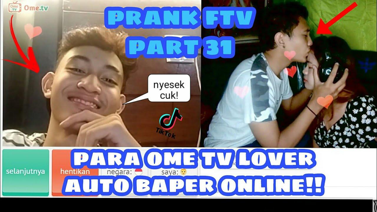 PRANK FTV PART 31 PARA OMETV LOVER AUTO BAPER ONLINE!!