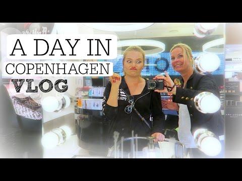 VLOG | A Day In Copenhagen & Haul