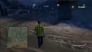 Grand Theft Auto V / GTA ONLINE: Brucie Kibbutz from GTA IV + Bull Shark Testosterone Powerup!